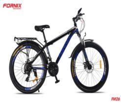 Xe đạp thể thao Fornix FM 26 đen xanh dương