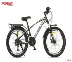 Xe đạp thể thao Fornnix FT24 màu đen trắng