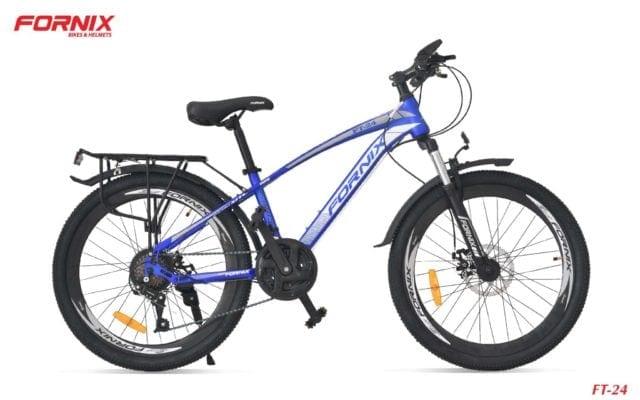 Xe đạp thể thao Fornix FT24 phiên bản màu Xanh dương
