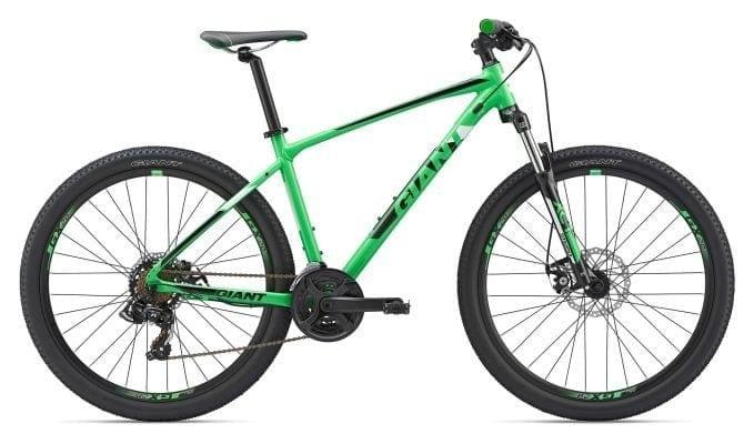 Xe đạp thể thao Giant ATX 2 2019 màu Xanh lá