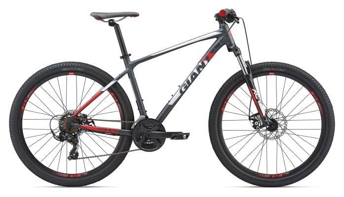 Xe đạp thể thao Giant ATX 2 2019 màu Xám than