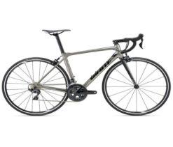 Xe đạp thể thao Giant TCR SLR 1 2018 phiên bản màu Xám