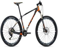 Xe đạp thể thao Giant XTC SLR 2 2018 phiên bản màu Đen - Cam