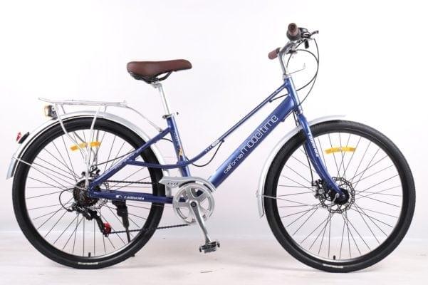 Xe đạp thể thao nữ California Modeltime phiên bản màu Xanh dương