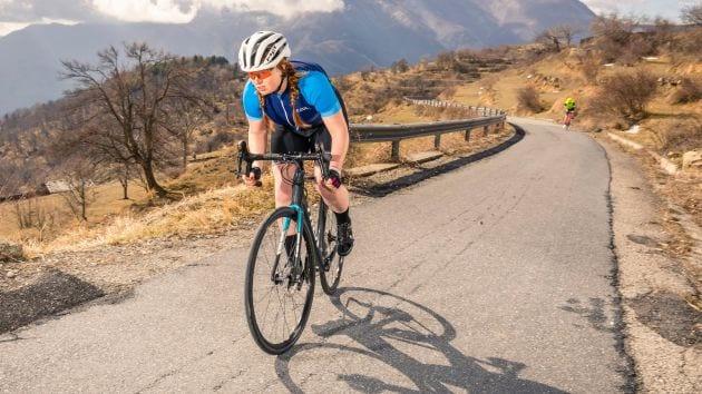 Đặt mục tiêu khi đi xe đạp
