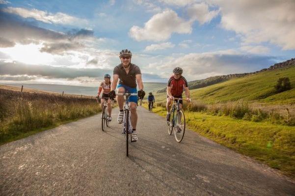 Cải thiện xe đạp thể thao nhờ đi xe đạp