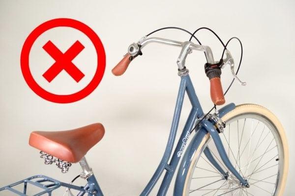 Những sai lầm thường gặp phải khi lắp ráp xe đạp thể thao  - Ảnh 5