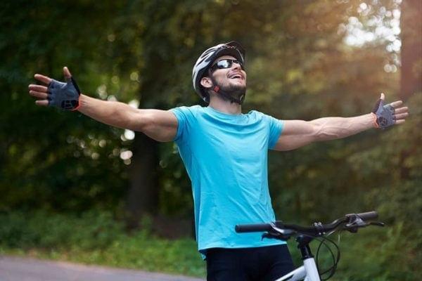 Cải thiện sức khỏe tinh thần nhờ đi xe đạp