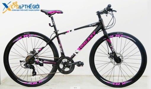 Xe đạp thể thao Galaxy RL200 phiên bản màu Đen Tím