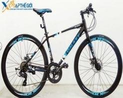 Xe đạp Galaxy RL200 phiên bản màu Đen - Xanh dương