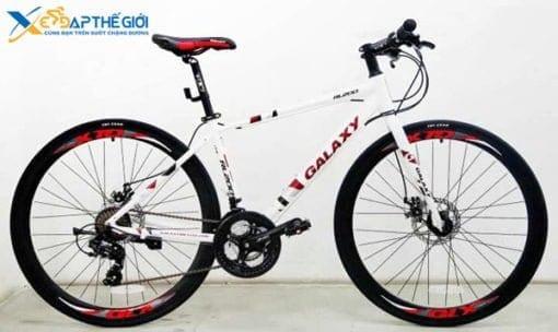 Xe đạp thể thao Galaxy RL200 phiên bản màu Trắng Đỏ