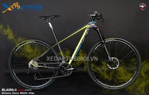 Xe đạp thể thao Twitter Blair 6.0 29 inchs phiên bản màu Vang
