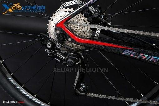 Đề xe đạp thể thao Twitter Blair 6.0
